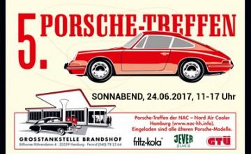 5. NAC-Porsche-Treffen in Hamburg 2017