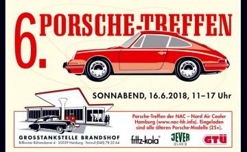 6. NAC-Porsche-Treffen in Hamburg 2018