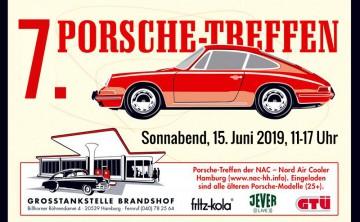 7. NAC-Porsche-Treffen in Hamburg 2019